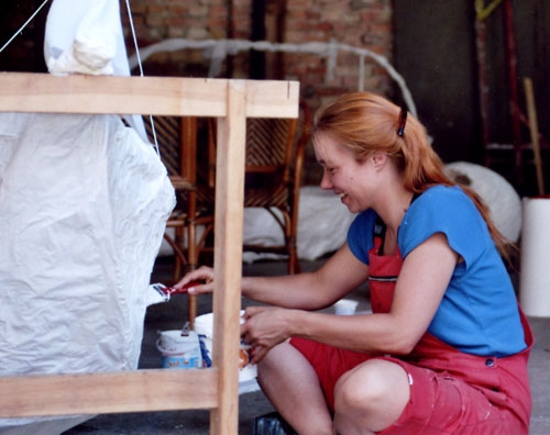 Workshop Boote - Figurenspiel Steffi Lampe