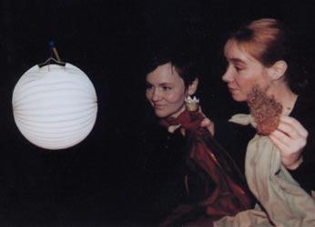 Die kluge Bauerntochter - Figurenspiel Steffi Lampe