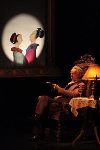 Nachtigall - Figurenspiel Steffi Lampe