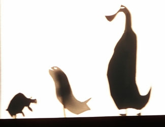 Workshop Schattenspiel - Figurenspiel Steffi Lampe