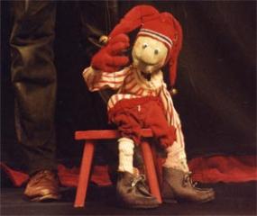 Schwanengesang - Figurenspiel Steffi Lampe