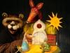 Tierhäuschen 2 - Figurenspiel Steffi Lampe